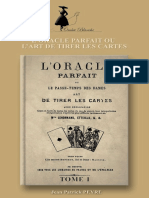 Mlle Lenormand - L_27oracle Parfait (Tome1)