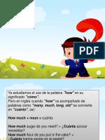 How Presentation