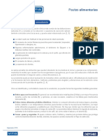 Salud Bucodental - Pautas Alimentarias en Xerostomia - Higienistas VITIS