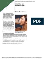 Análise de Estudos Conclui Que Cálcio Não Melhora a Densidade Óssea - Notícias - Saúde