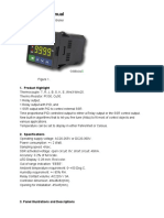 Tet-612 Pid Manual