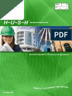 Hush Brochure