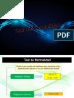 Test de Normalidad (2)