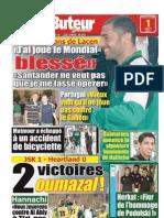 LE BUTEUR PDF du 01/08/2010
