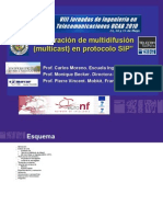 Jornadas UCAB2010