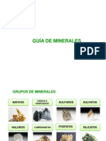 Guia Minerales