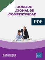03. Consejo Nacional Competitividad