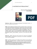 Entrevista Com Rafael José de Menezes Bastos - Deisy Montardo