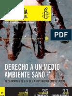 Amnistía Internacional-Revista sobre Derechos Humanos #102No.