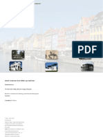 Danish Architecture From Middle Ages Until Today