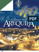 Programa de Festejos, Arequipa 2010