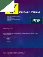 Descargas eléctricas