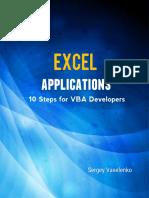 10 Steps for Vba Developers