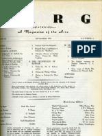 Marg - A Magazine of the Arts - September 1959 Vol 12 (XII) Number 4 Kathak