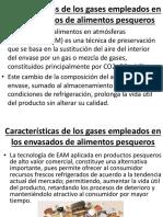 Características de Los Gases en EAP