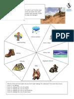 Damaged Habitats - A Thinking Activity