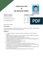 CV of  MD. MOKLESUR RAHMAN.docx