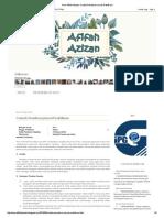 Noor Afifah Azizan_ Contoh Penulisan Jurnal Praktikum