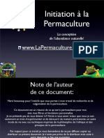 Initiation Permaculture Permeric