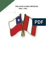 Convenio Para Evitar La Doble Imposicion Peru