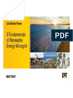 Fundamentals of a Renewable Microgrid Final