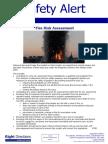 46 Right Directions Safety Alert - Fire Risk Assessment June 2017