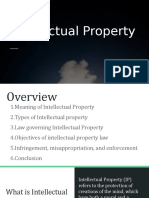 Intellectual Property With Refernces (1)