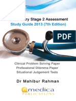 Emedica Stage2 Study Guide