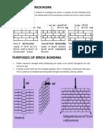 Various Important Topics of civil engineering