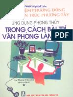 Phong Thuy Ban Lam Viec