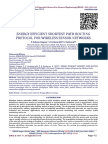 ENERGY EFFICIENT SHORTEST PATH ROUTING PROTOCOL FOR WIRELESS SENSOR NETWORKS