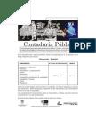 Pruebas ECAES 2004- Contaduria Publica