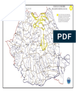 Harta Atentionare Hidrologica Nr. 20 Din 25.05.2017