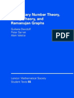 Davidoff, Sarnak, Valette. Elementary Number Theory, Group Theory and Ramanujan Graphs (CUP, 2003)(ISBN 0521824265)(154s)_MAc