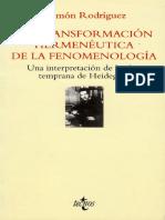 R. García. La Transformacion Hermeneutica De La Fenomenologia.pdf