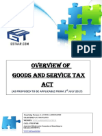 Overview of GST