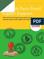 Paris Proof Export Support