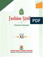5_Fashion Studies – Practical Manual_XI