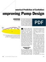 Numerical Prediction of Cavitation Improving pump performance.pdf