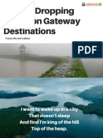 10 Jaw Dropping Monsoon Gateway Destinations