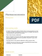 Pharmaco Economics