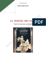 Mino Bergamo - La Scienza Dei Santi