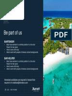 Associate Slides - Job Vacancy