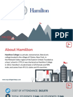 Study Abroad at Hamilton College, , Admission Requirements, Courses, Fees