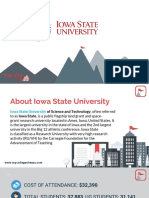 Study Abroad at Iowa State University, , Admission Requirements, Courses, Fees