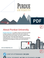 Study Abroad at Purdue University, Admission Requirements, Courses, Fees