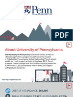 Study Abroad at University of Pennsylvania, Admission Requirements, Courses, Fees