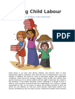Curbing Child Labour