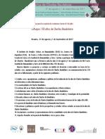 III Circular-Extensión Del Plazo Para Recepción de Resúmenes