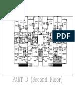 Second Floor - Part D